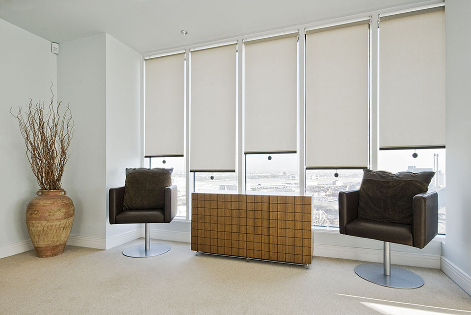 Double Roller Blinds Geelong | Australian Window Fashions